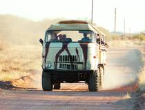 Offroad Namibia © Jahr