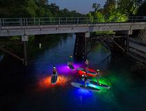 © Glow Paddling Austin